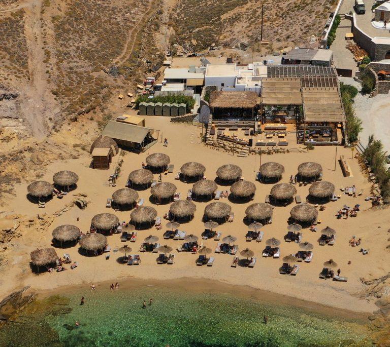 Alemagou Beach Club Mykonos