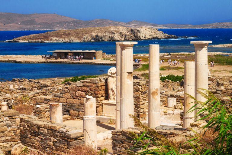 Delos Day Trip Mykonos