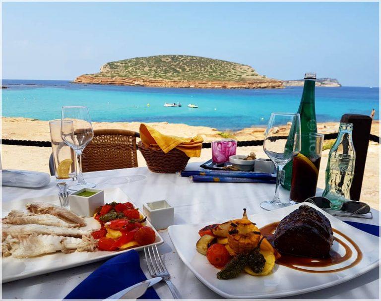 Best restaurants in Ibiza - SILLADESBOSC