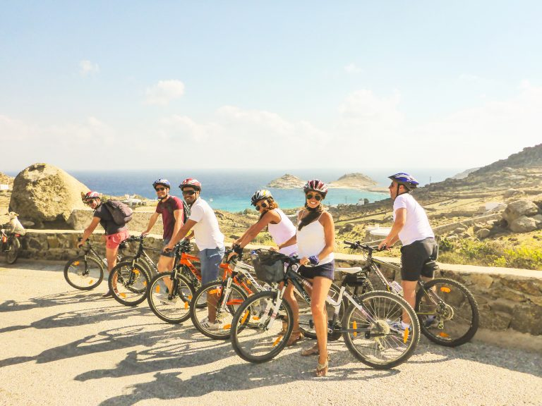 Yummy Pedals Mykonos - Bike Tours Mykonos