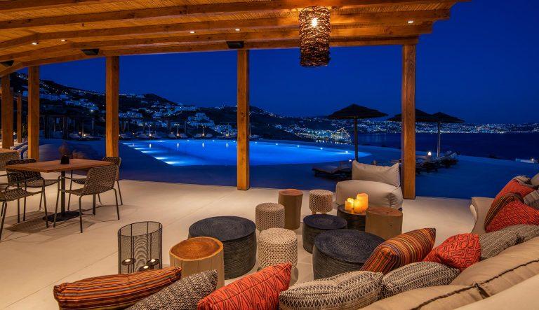 Destino Pacha luxury hotel Ibiza