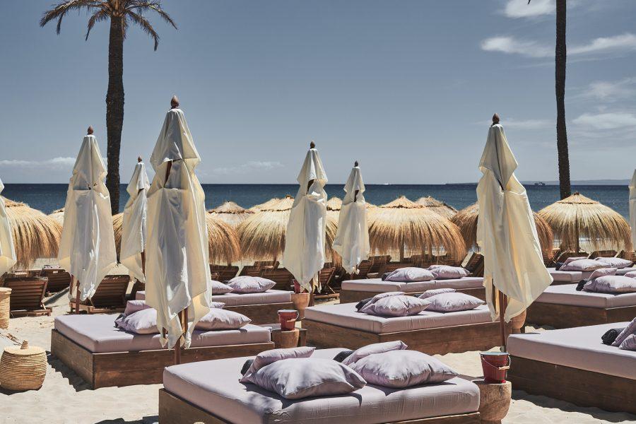 Best restaurants in Ibiza - BEACHOUSE