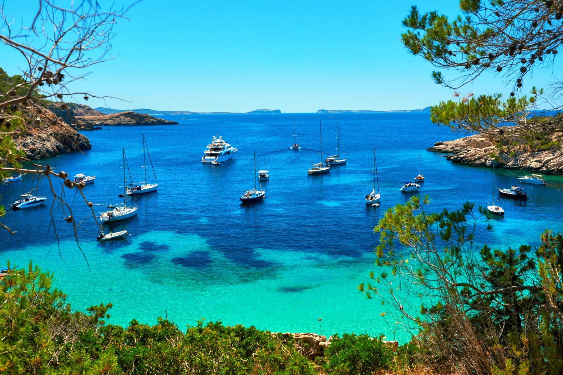 secret beaches in Ibiza