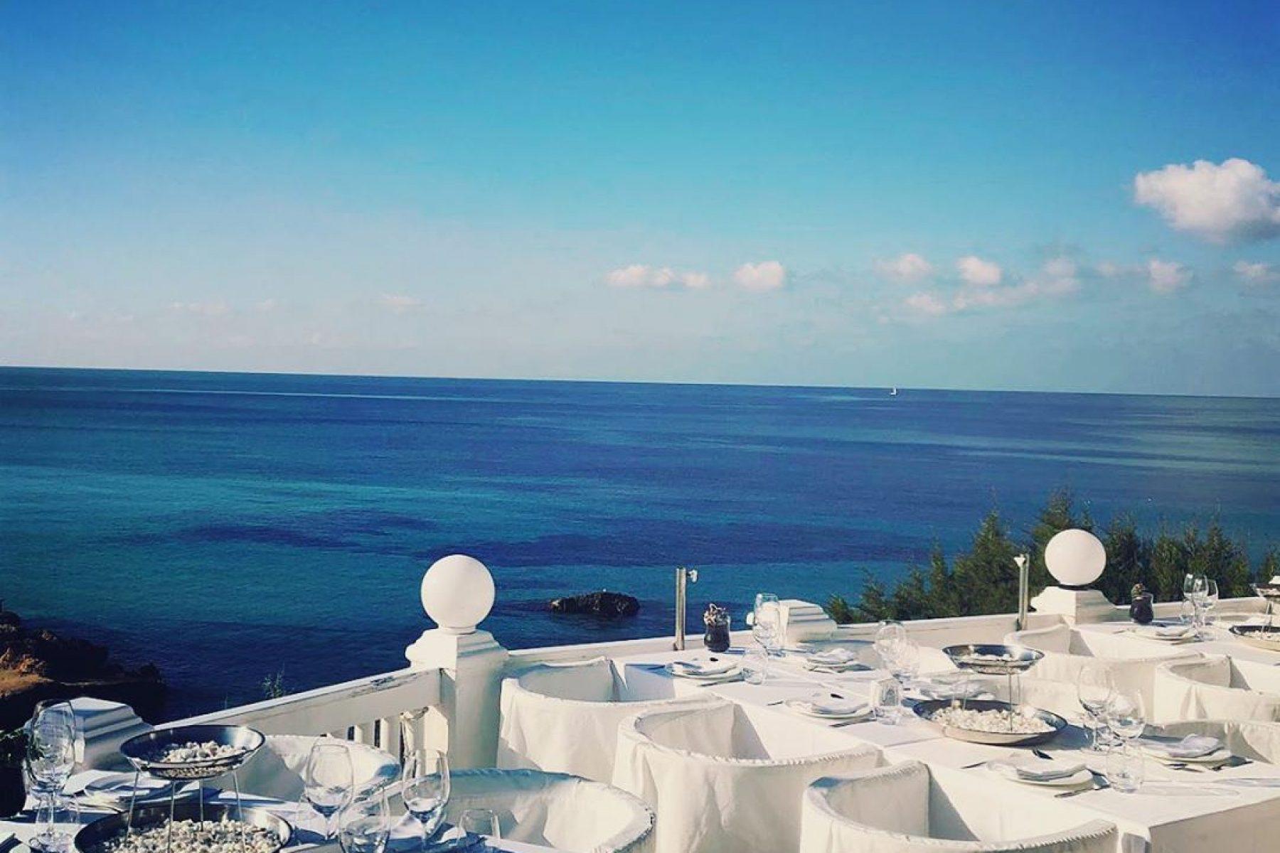 cotton beach club in Ibiza