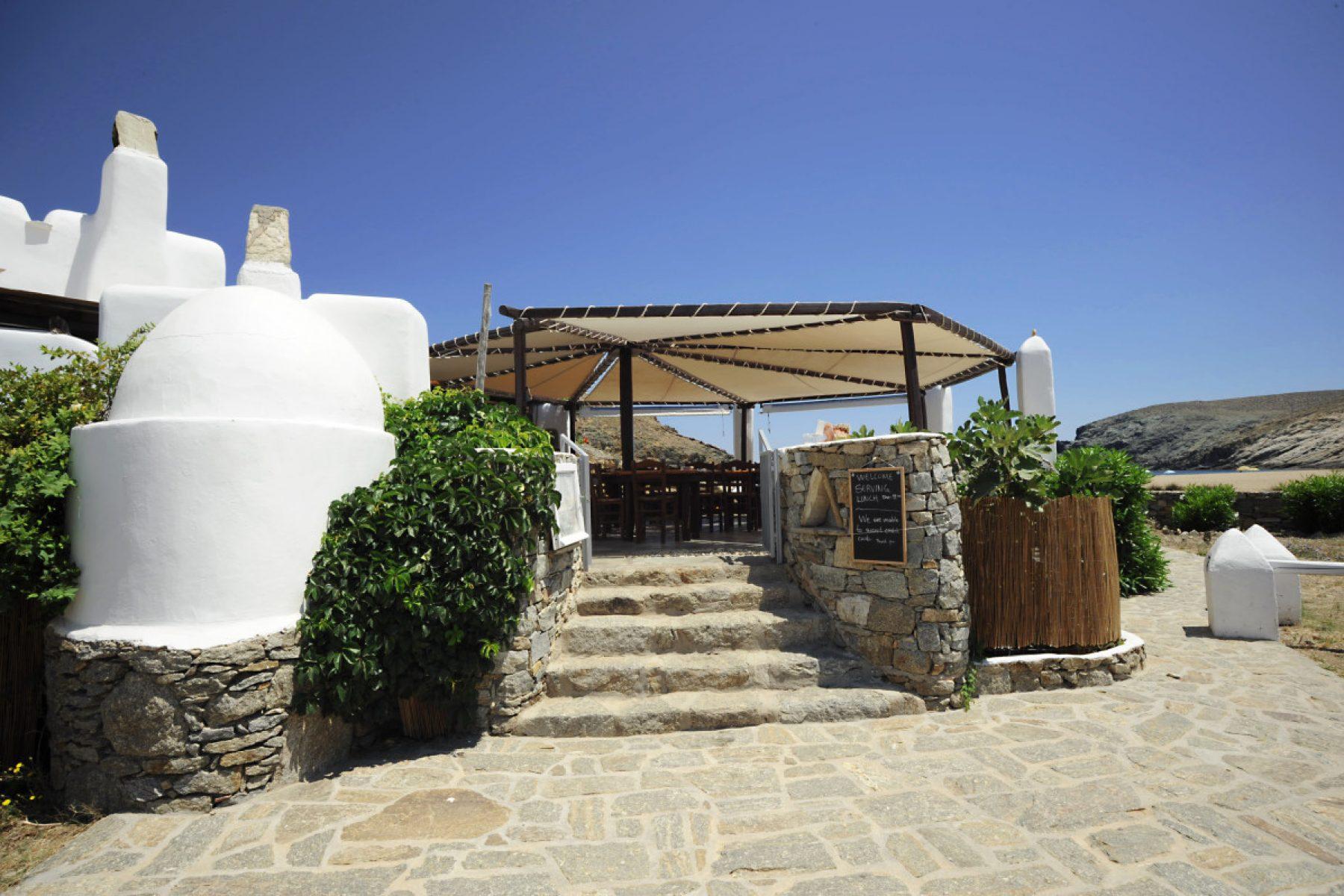 Fokos Taverna Restaurant in Greece