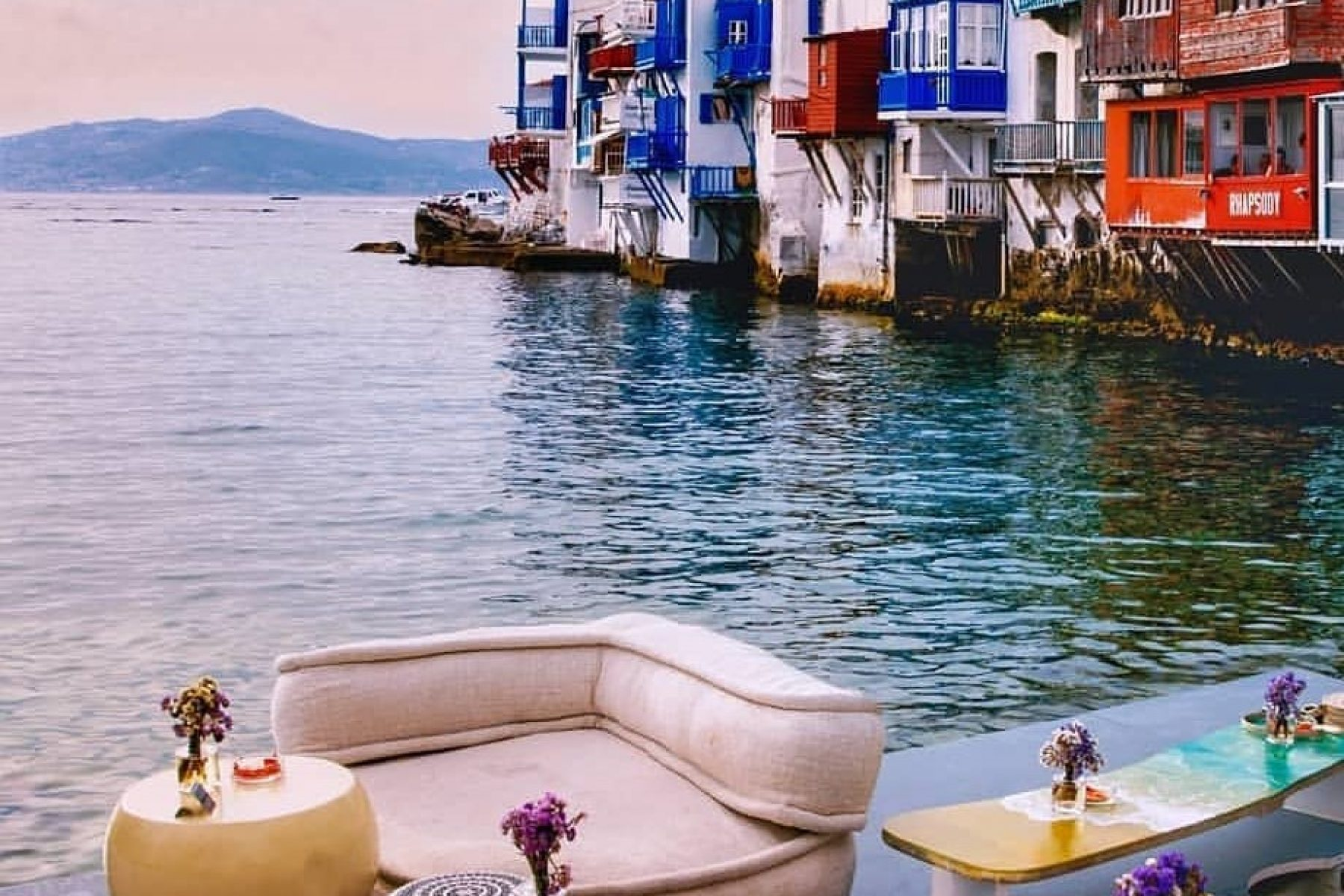 Little Venice Mykonos Galleraki