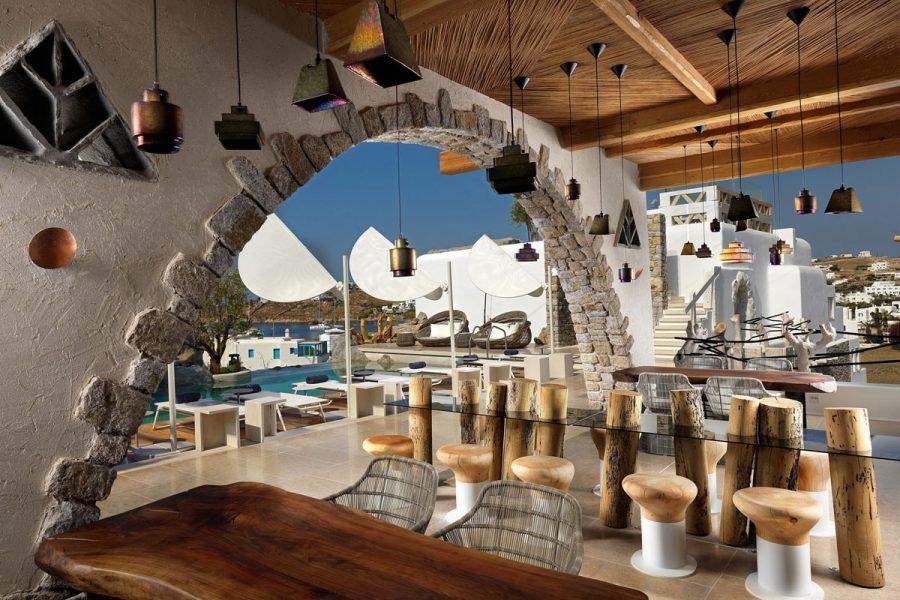 Kensho Ornos Hotel Mykonos