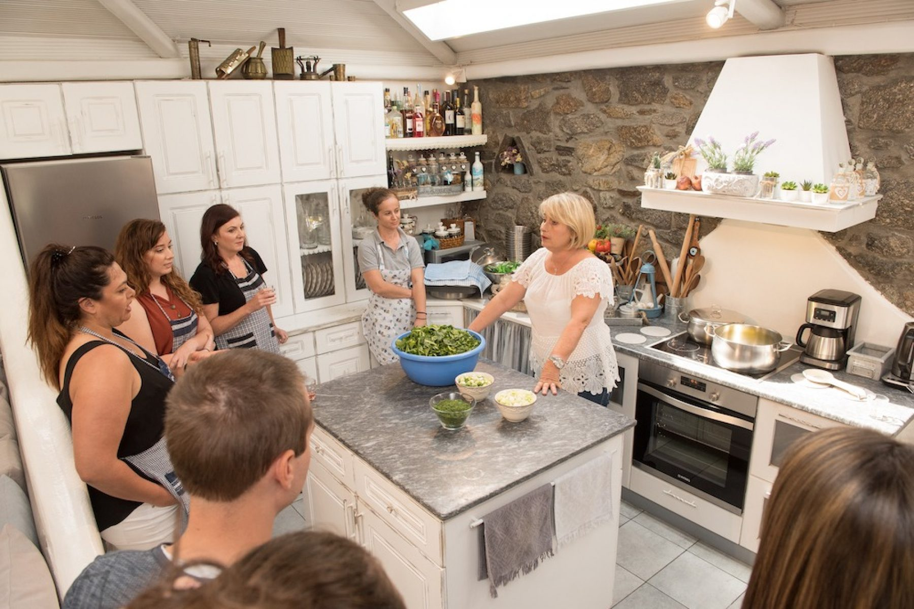 Mykonos Cookery School
