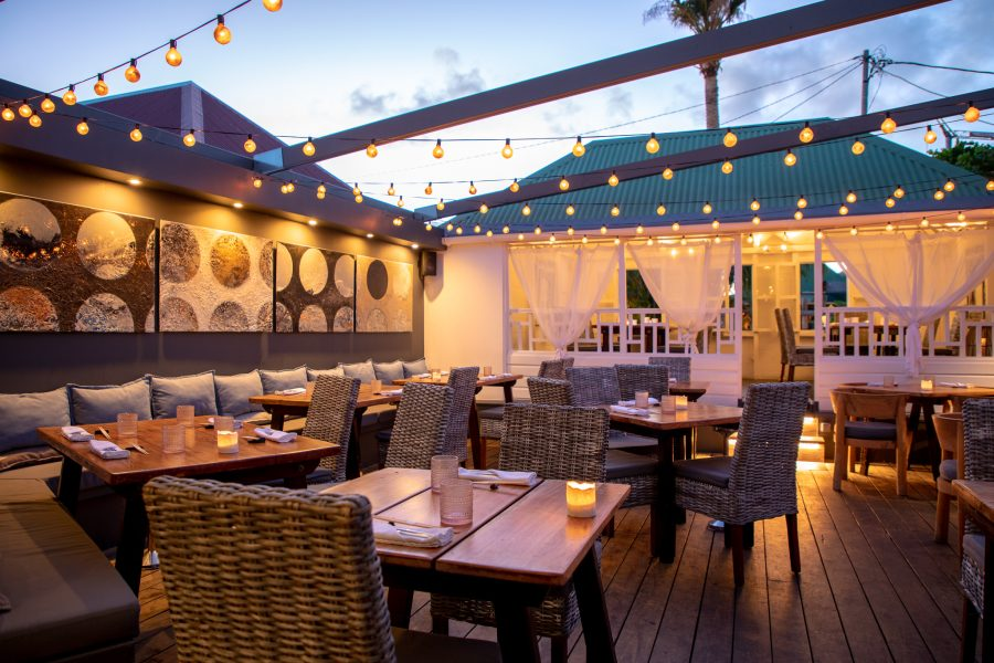 Orega St Barths best Restaurants