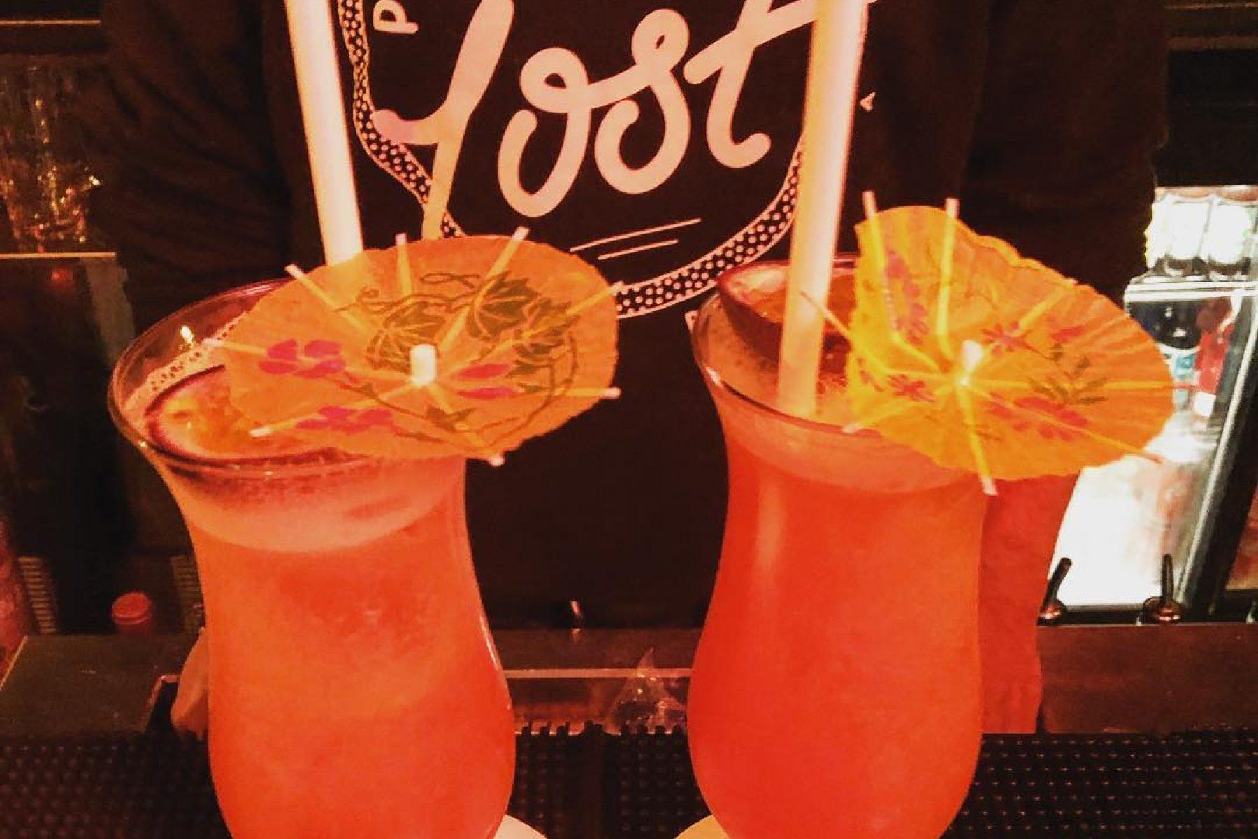 Ibiza Cocktail Bar Paradise Lost