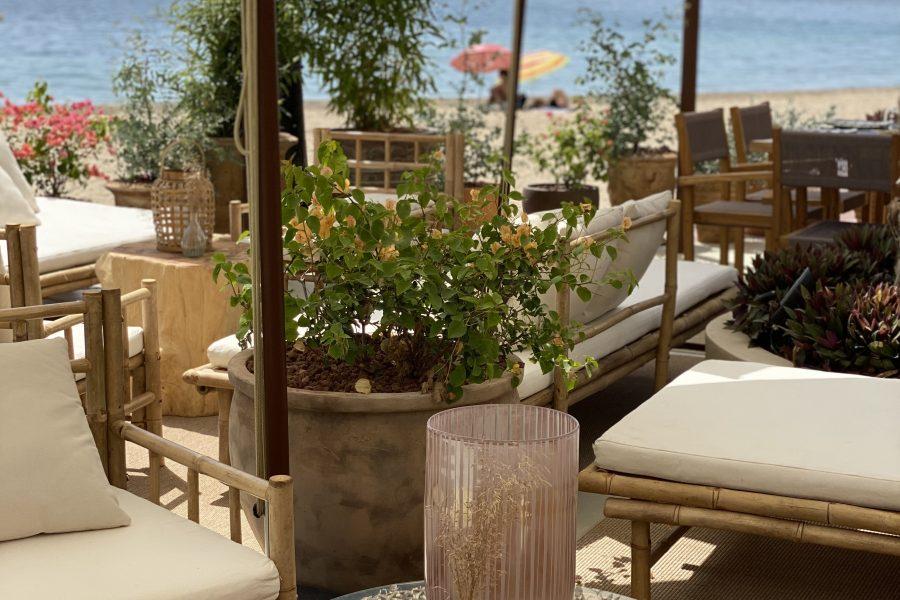 Ibiza beach restaurant pecador
