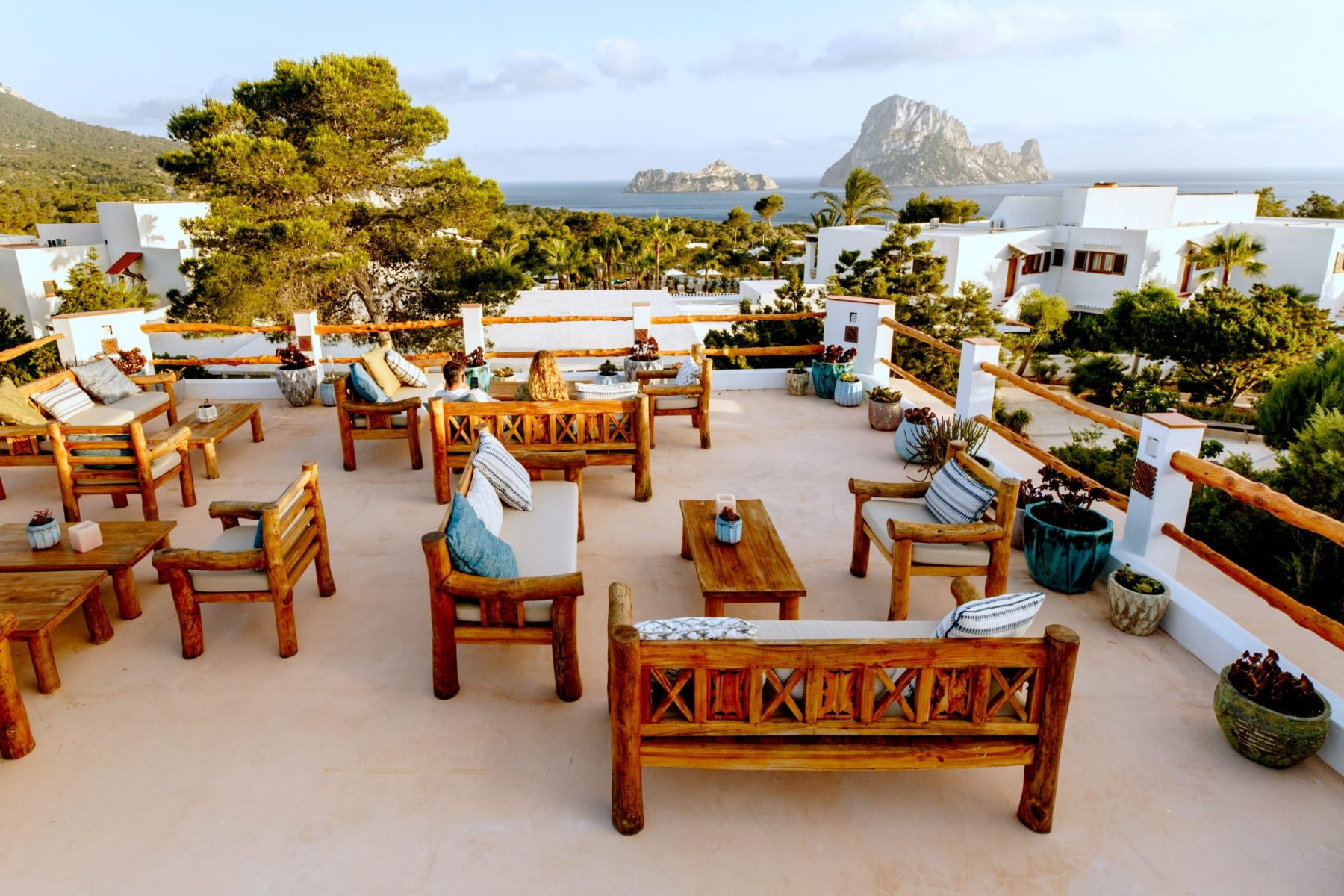 Petunia Hotels in Ibiza