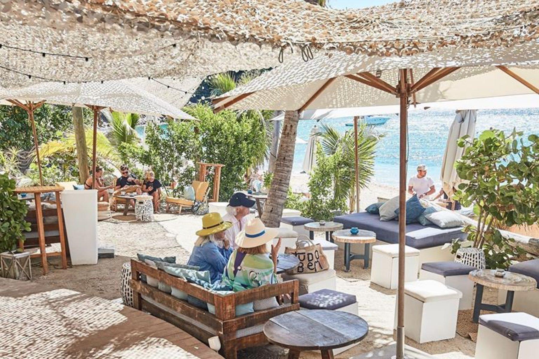 Shell On a Beach Club