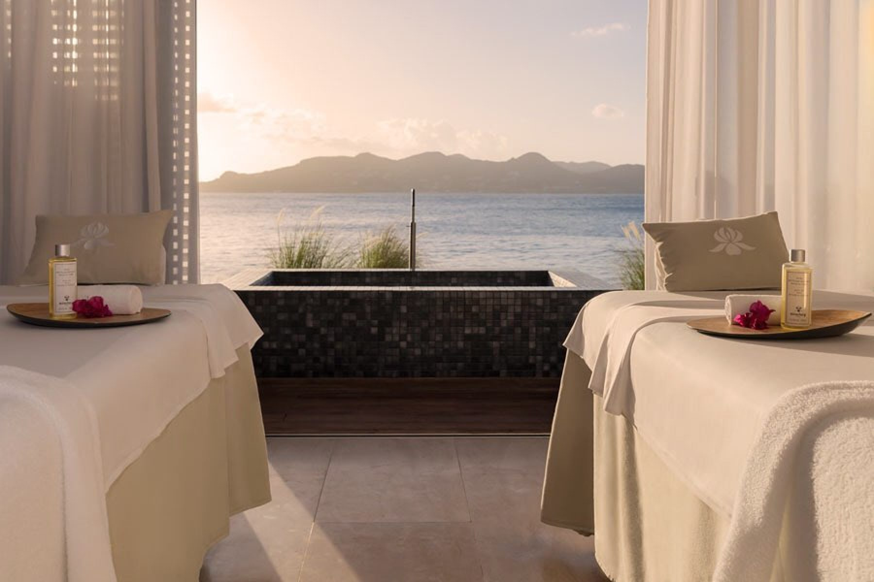 Spas in St Barts