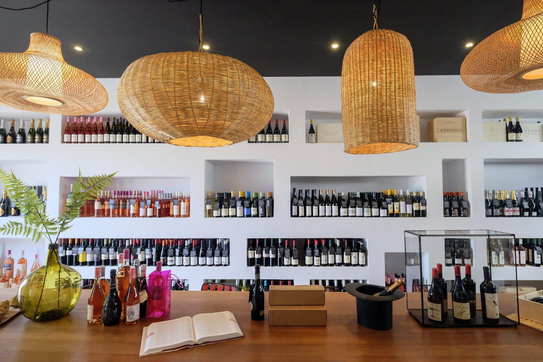 Santa Gertrudis Wine Shop