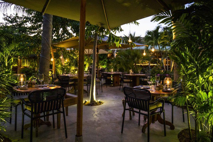 Le Tamarin St Barts Restaurant
