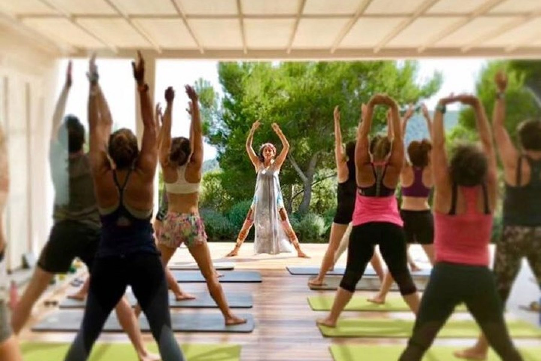 The Body Camp Ibiza