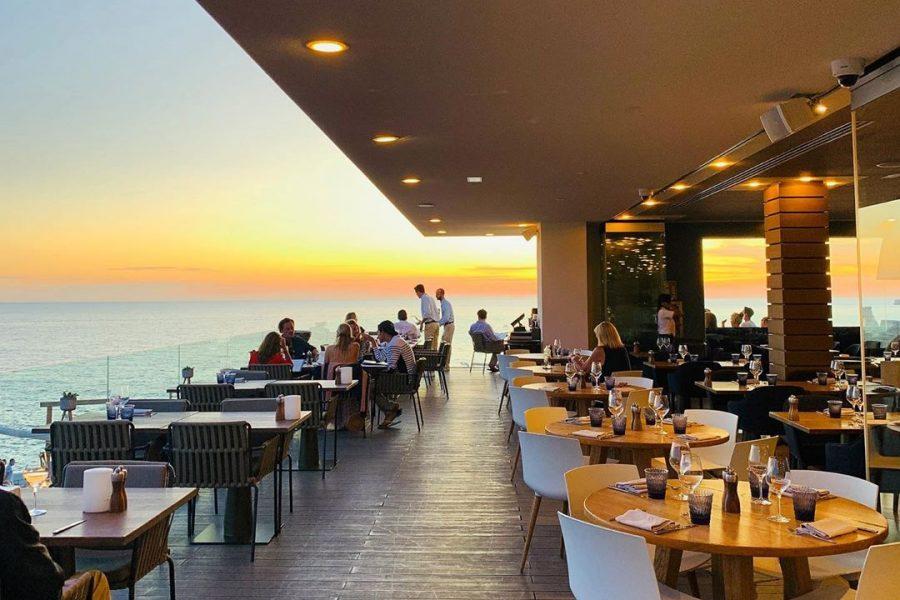 Seven Pines Kempinski restaurant in Ibiza