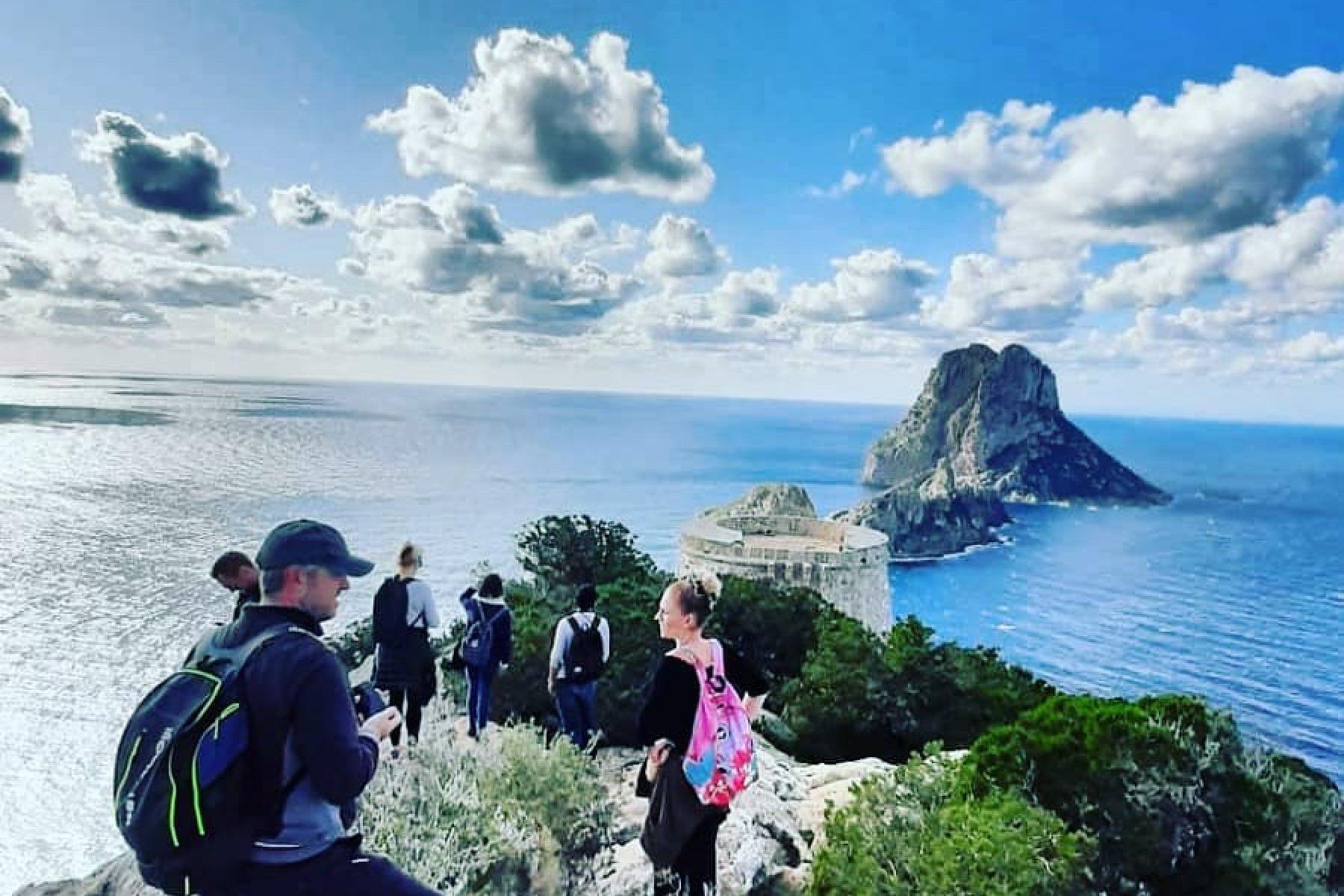 Walking tours of Ibiza